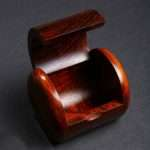Cocobolo Rosewood chest box
