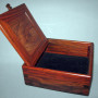 Cocobolo Rosewood Jewelry Box Tray