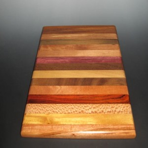 Wood Sampler Board
