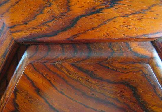 Cocobolo Rosewood Joinery